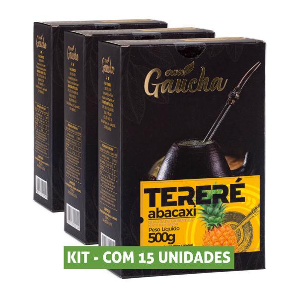 Kit Tereré Gaúcha Abacaxi